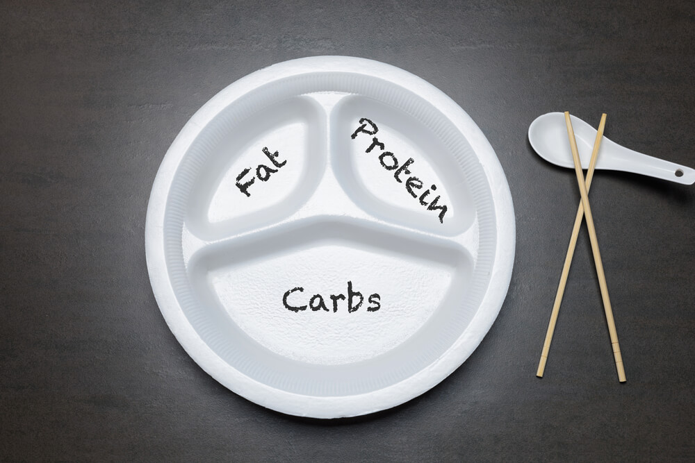 carbs and fats