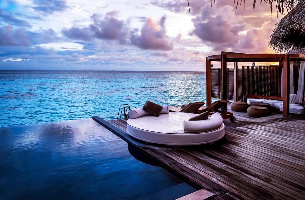 luxury resort weight loss